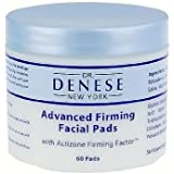 Dr. Denese Advanced Facial Firming Pads w/Actizone Firming Factor, 60 count