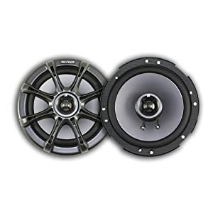 Kicker Ds65 Coax Speakers Pair