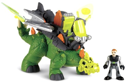 Fisher-Price Imaginext Stegosaurus Dino - 1