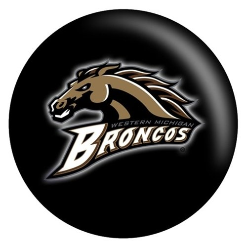 Buy Western Michigan University Broncos Bowling Ball