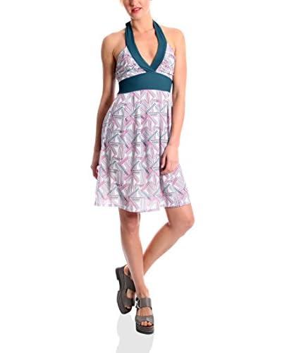 Zergatik Kleid Nelua grün