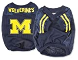 Sporty K9 Michigan Football Dog Jersey, Medium
