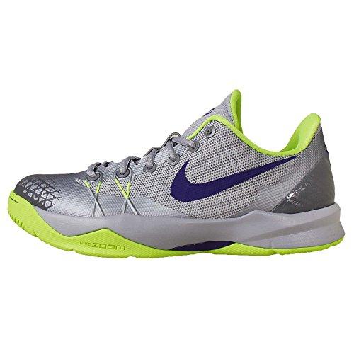 promo code 0271f d76cf Nike Men s Zoom Kobe Venomenon 4 XDR WOLF GREY COURT PURPLE VOLT CL GREY 10  M US