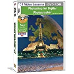 101 Photoshop Lessons for Digital Photographers by Keyko