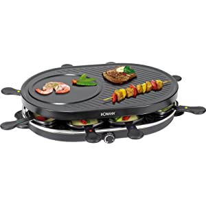 Lecker Raclette: Bomann Raclette für 31 € inkl. VSK bei amazon!