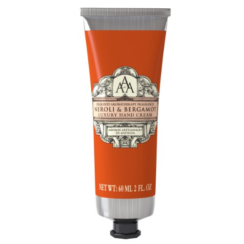 AAA Aroma Neroli & Bergamot Luxury Hand Cream 60ml