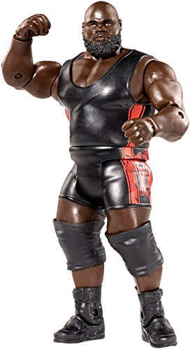Mattel WWE Basic Figure Series Mark Henry Figure