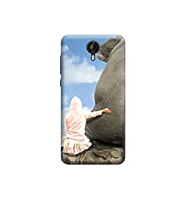 EPICCASE Premium Printed Back Case Cover With Full protection For Micromax Canvas Nitro 3 E455 (Designer Case)