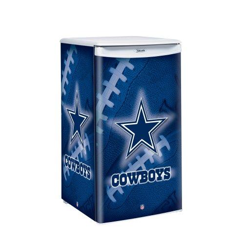 NFL Dallas Cowboys Counter Top Refrigerator