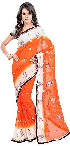 Bano-Tradelink-Womens-Chiffon-Saree7018