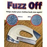 LARGE CLOTHES BOBBLE FLUFF LINT REMOVER SHAVER FUZZ OFF FABRIC JUMPER