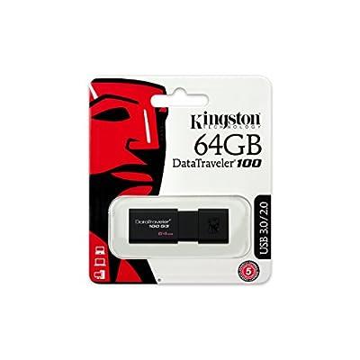 64GB USB3.0 DataTraveler 100G3