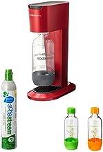 Sodastream® Wassersprudler Genesis Spar-Set Sprudler + CO2 Zylinder + 1l PET + 2 x 0.5l PET