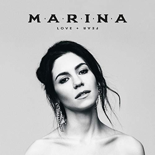 Vinilo : Marina - Love + Fear (Black, White)