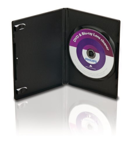 Philips SVC2340 Kit de nettoyage lentilles DVD/Blu ray