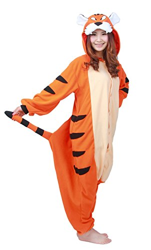 Women Men Adult Bengals Unisex Anime Christmas Halloween Carnival Cosplay Kigurumi Outfit Costume Onesies Pajamas Romper Clothing Piece suits