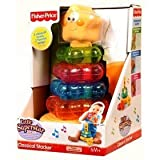 Fisher Price Dance Baby Dance! - Classical Stacker