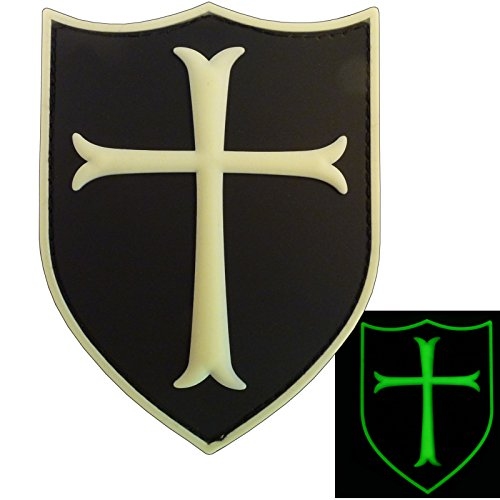 glow-dark-templar-crusaders-cross-us-navy-seals-morale-pvc-3d-rubber-gitd-velcro-patch
