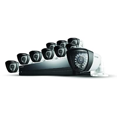 Samsung SDS-P5102 16 Channel DVR Security System with Samsung WiFi Adapter (SEA-W01ACN) *Included