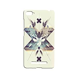 G-STAR Designer Printed Back Case / Back Cover for Xiaomi Mi4i (Multicolour)