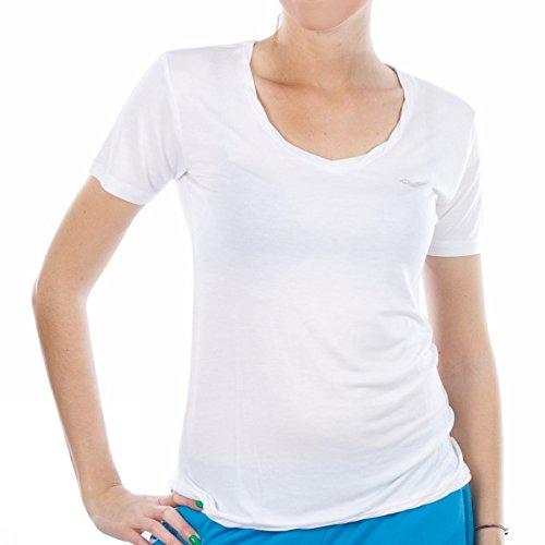 Arena -  T-shirt - Donna Bianco bianco L