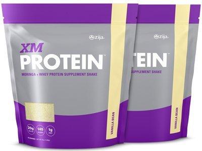 Zija XMprotein - Dutch Chocolate or Vanilla Bean (2lb 5oz) | Replaces Zija Pr1me 90 Shake Mix (Vanilla Bean) by Zija International (Zija Mix compare prices)