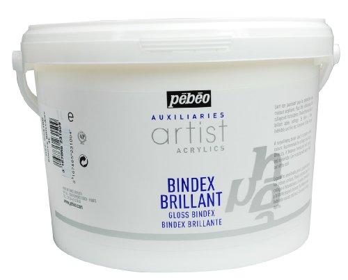 Pebeo Gloss Bindex Liant 4 L Transparent