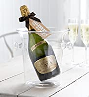 Vintage Cava & Ice Bucket Hamper
