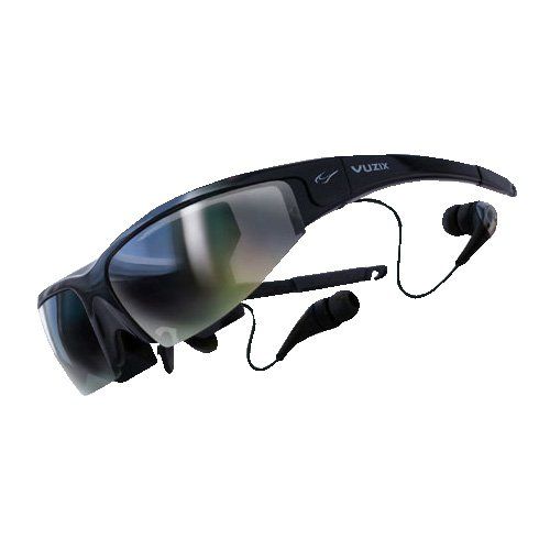 Vuzixビデオアイウェア多くの映像機器から大画面2D/3Dで視聴できる装着型ディスプレイ  Wrap920