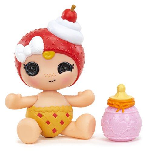 Lalaloopsy Babies Newborn Doll- Cherry Pie - 1