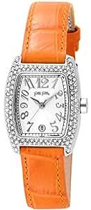 [フォリフォリ]Folli Follie 腕時計 S922ZI SLV/ORG レディース [並行輸入品]