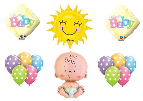 you are my sunshine baby shower balloons decorations supplies by