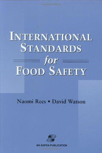 International Standards For Food Safety