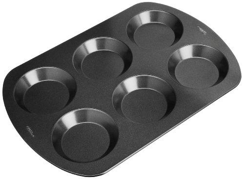 Wilton Nonstick 6-Cavity Mini Pie Pan (Pot Pie Pans Mini compare prices)
