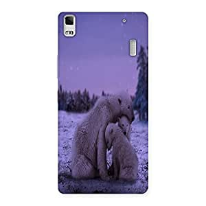 Unicovers Amazing Love Back Case Cover for Lenovo K3 Note
