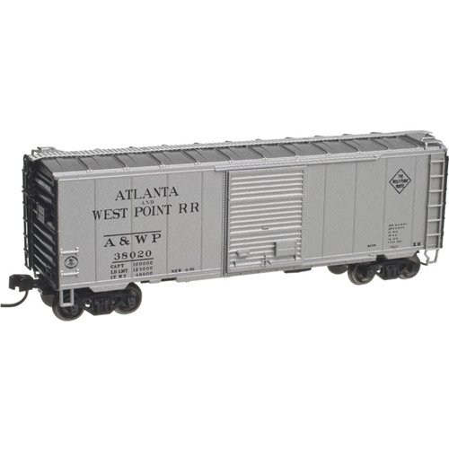 Atlas 50001760 N Atlanta & West Point PS-1 40' Boxcar #38011