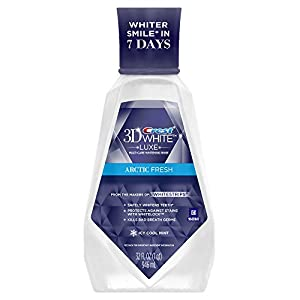 Crest 3D White Arctic Fresh Rinse 32 Fl Oz