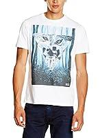 Diesel Camiseta Manga Corta T-Uzuri (Blanco)