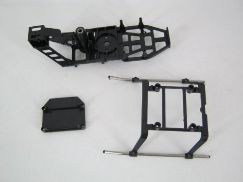 Crash Kit 4 for H-825g 4 Channel Helicopter - Set Includes Main Frame - Battery Holder and Landing Skid