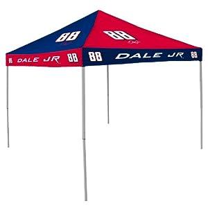 Nascar Dale Earnhardt Jr. Checkerboard Tent by Logo