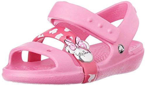 9edf3a4f3 crocs Girls  Keeley Minnie Sandal - Import It All