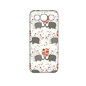 Vibhar printed case back cover for Samsung Galaxy Grand Quattro Hathi3