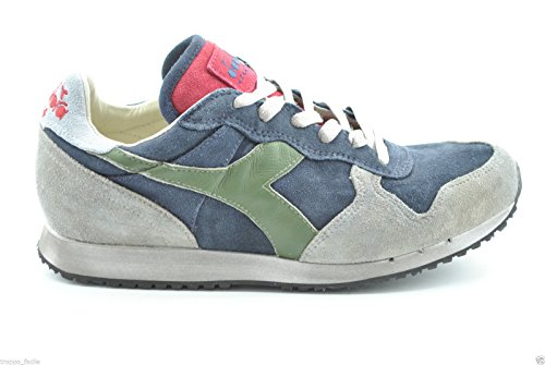 Diadora Heritage uomo sneakers basse TRIDENT S SW tg 45