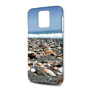Handyschale Handycase für Samsung Galaxy S5 SM-G900F veredelt mit YOUNiiK Styling Skin - Beach Impressions