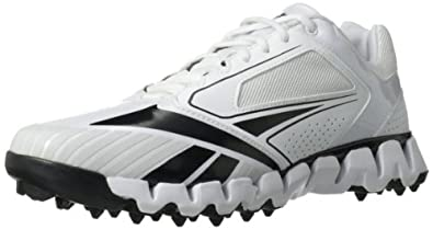 Reebok Men's Zig Cooperstown Quag 2.0 Shoe,White/Black,8 M US