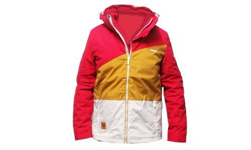 Ragwear Other Jacke Jacket Parka Winterjacke Herren Men red rot