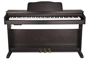 M-Audio DCP-200 Digital Console Piano with Premium Sounds, Graded Hammer Action and Built in USB Interface