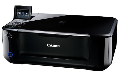 Canon インクジェット複合機 PIXUS MG4130 顔料BK+3色染料の新4色インク 2.4型カラー液晶 自動両面印刷 無線LAN サイレントモード搭載 ECO設定付 前面給紙モデル PIXUSMG4130
