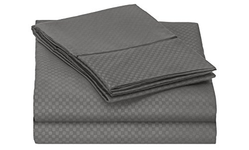Gray Bedding Sets King 4820 front