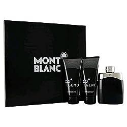 Mont Blanc Legend 3 Piece Gift Set for Men